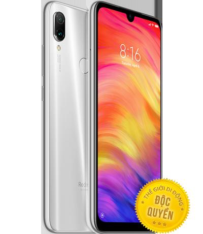 Điện thoại Xiaomi Redmi Note 7 64GB Trắng