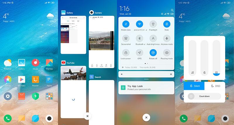 Điện thoại Xiaomi Redmi Note 7 64GB Trắng | Cấu hình