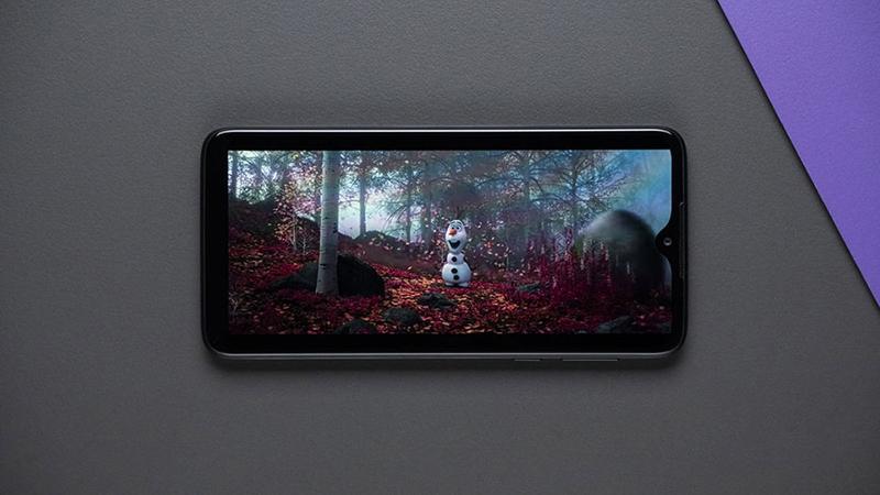 Điện thoại Motorola One Macro | Thời lượng pin