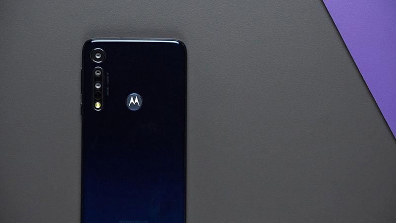 Điện thoại Motorola One Macro | Camera sau