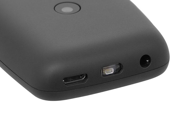 Nokia 110 (2019) | Cổng sạc, jack 3.5 và đèn pin hỗ trợ sáng