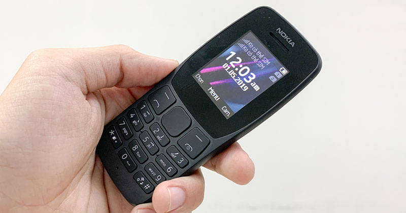 Nokia 110 (2019) | Thiết kế