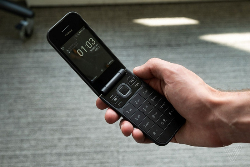 Điện thoại Nokia 2720 Flip (2019) | Thời lượng pin