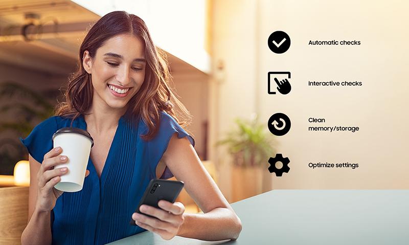 Điện thoại Samsung Galaxy M11 | Thời lượng pin tốt
