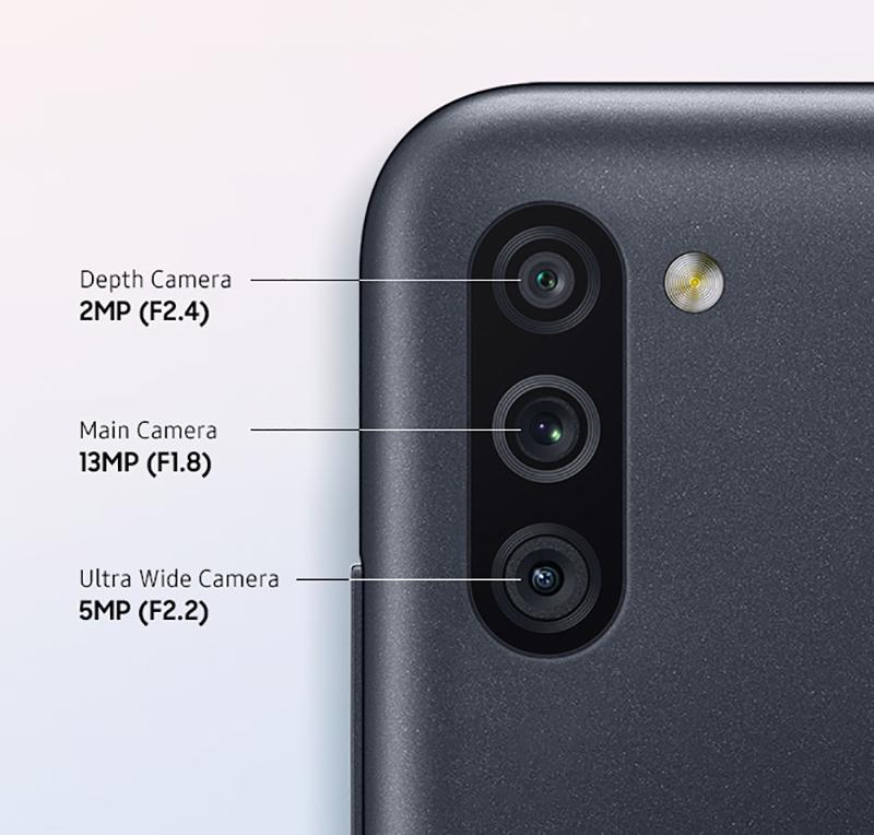 Điện thoại Samsung Galaxy M11 | Bộ 3 camera sau