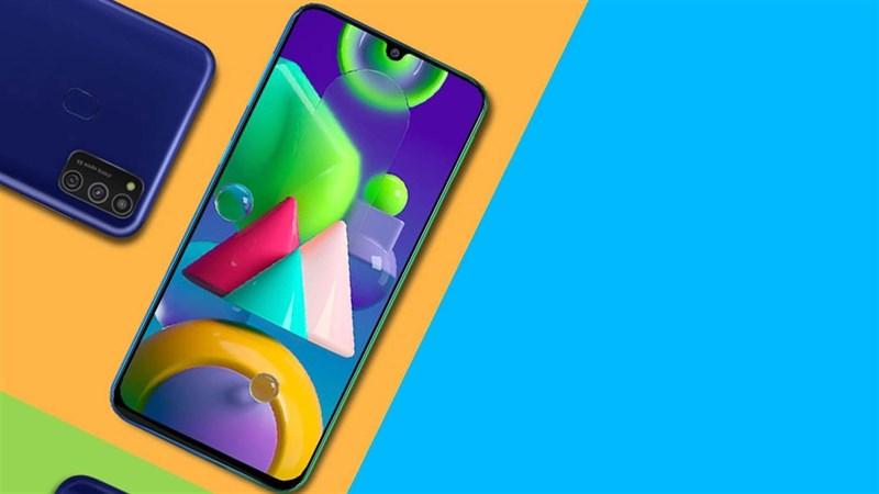 Samsung Galaxy M21 | Thiết kế thời trang