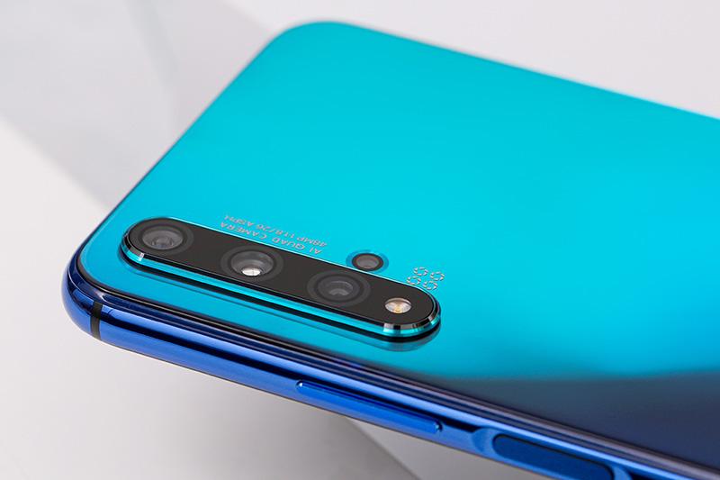 Điện thoại Huawei Nova 5T | Camera sau ấn tượng