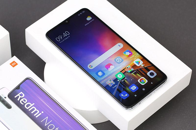 Điện thoại Xiaomi Redme Note 8 Pro | Thiết kế