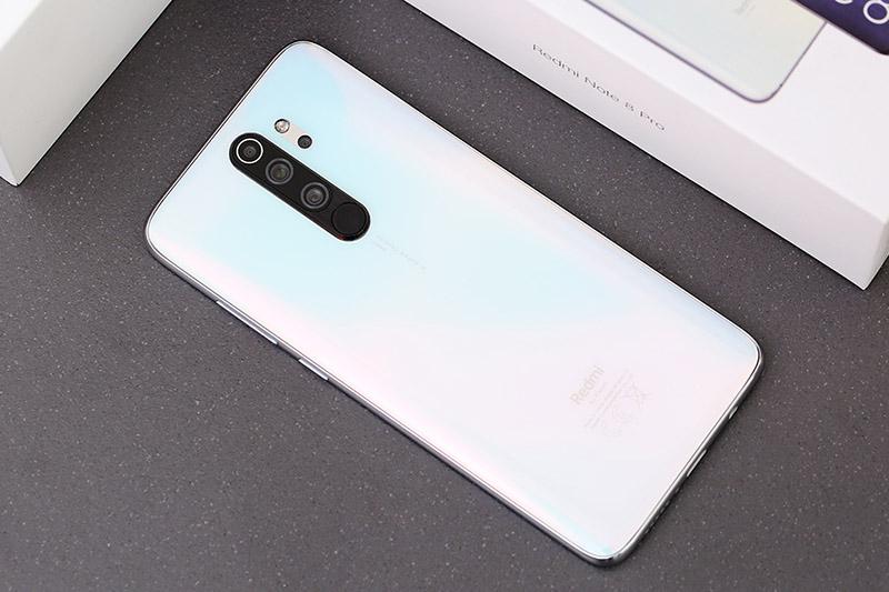 Điện thoại Xiaomi Redme Note 8 Pro | Thiết kế camera sau có độ phân giải khủng