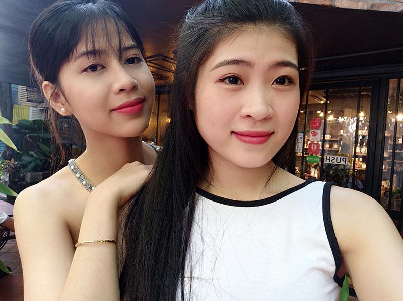 Điện thoại Xiaomi Redme Note 8 Pro | Ảnh selfie bằng camera trước