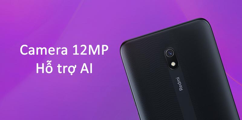 Xiaomi Redmi 8A | Camera hỗ trợ AI