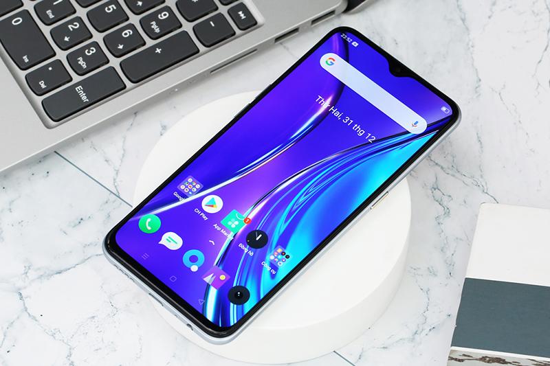 Điện thoại Realme XT | Giao diện màn hình chính