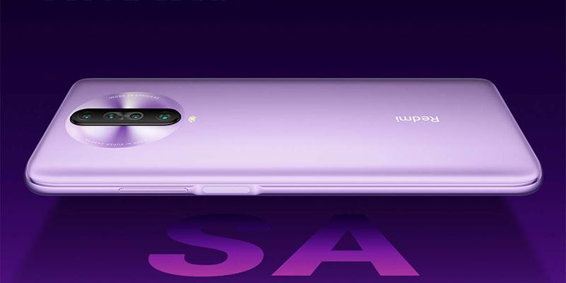 Điện thoại Xiaomi Redmi K30 sỡ hữu 4 camera sau
