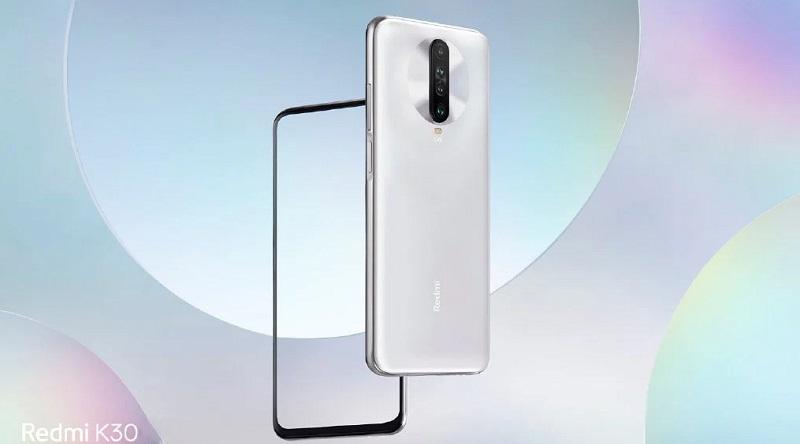 Điện thoại Xiaomi Redmi K30 màn hình tràn viền mới lạ