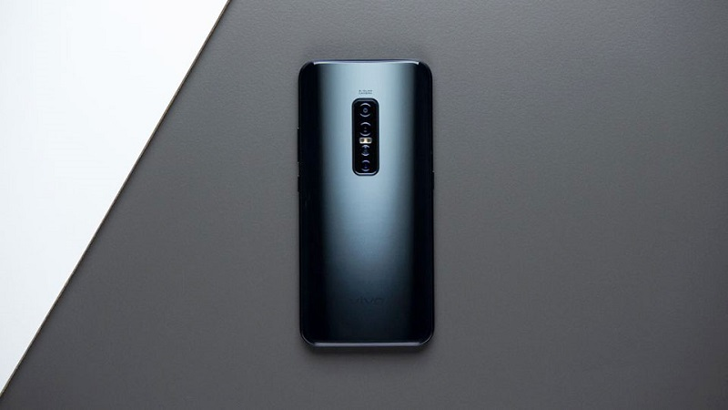 Điện thoại Vivo V17 Pro | Camera sau