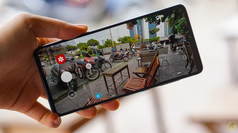Samsung Galaxy A71 | Bật camera sau