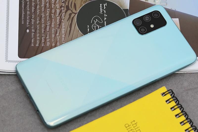 Samsung Galaxy A71 | Mặt lưng