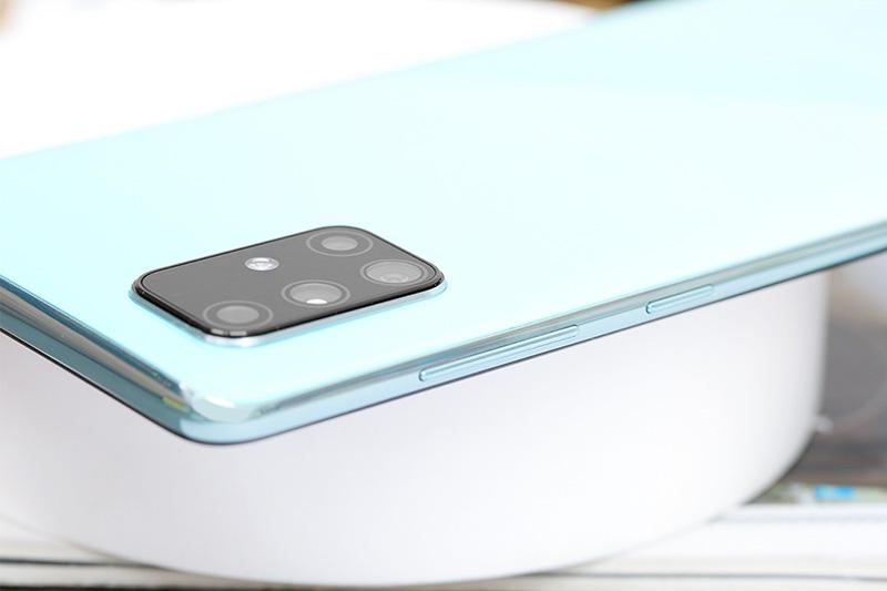 Samsung Galaxy A71 | Thiết kế