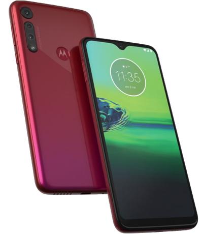 Điện thoại Motorola Moto G8 Play