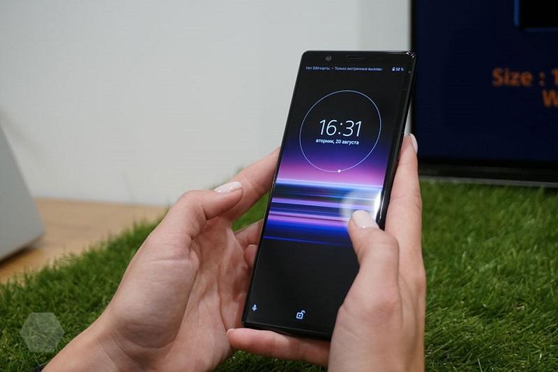 Điện thoại Sony Xperia 5 | Màn hình
