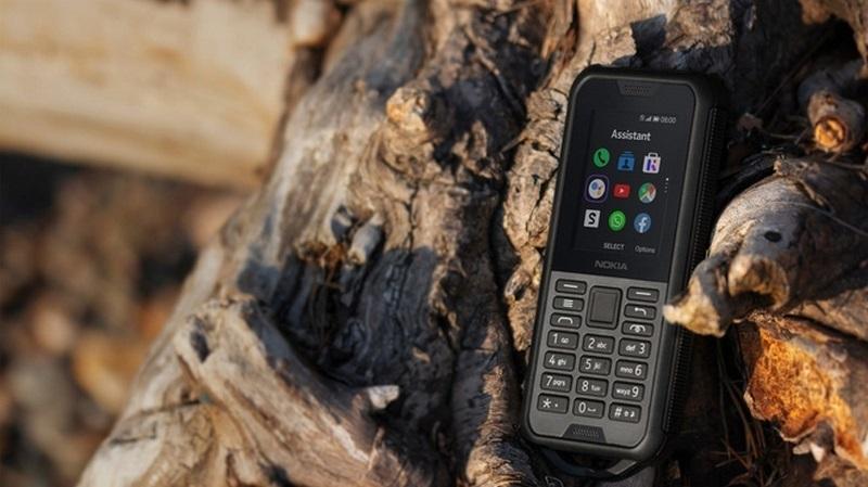 Điện thoại Nokia 800 Tough | Thiết kế bền bỉ