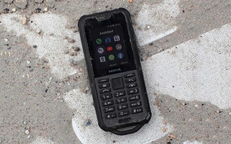 Điện thoại Nokia 800 Tough | Thời lượng pin