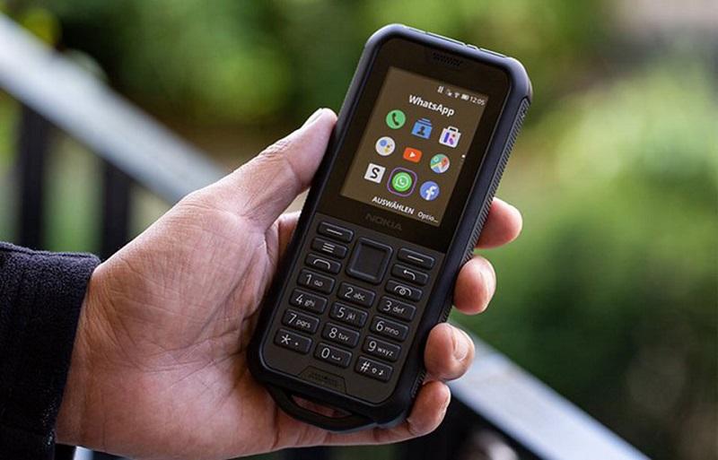 Điện thoại Nokia 800 Tough | Đem lại trải nghiệm bền bỉ