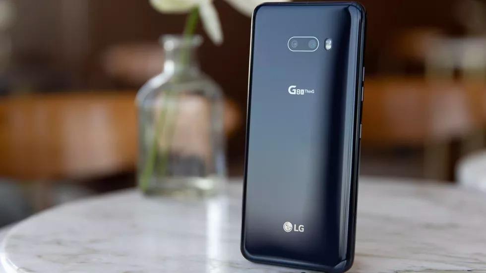 Điện thoại LG G8x ThinQ | Camera sau