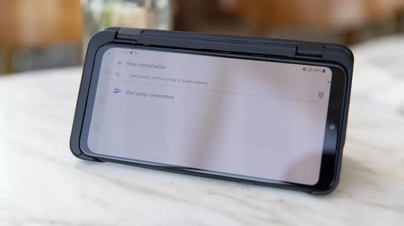 Điện thoại LG G8x ThinQ | Thời lượng pin