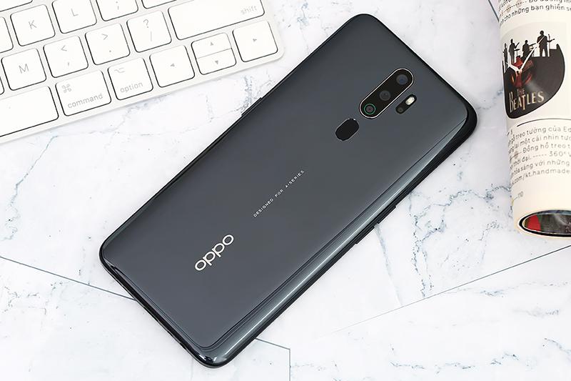 Điện thoại OPPO A5 (2020) | Thiết kế mặt lưng