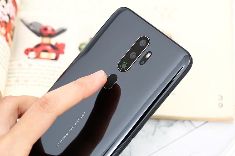 Điện thoại OPPO A5 (2020) | Cảm biến vân tay ở mặt lưng