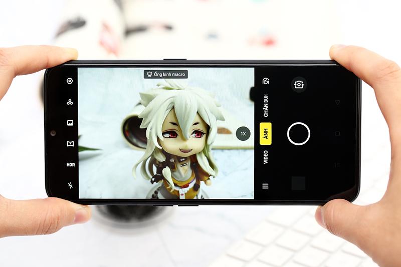 Điện thoại OPPO A5 (2020) | Giao diện camera sau