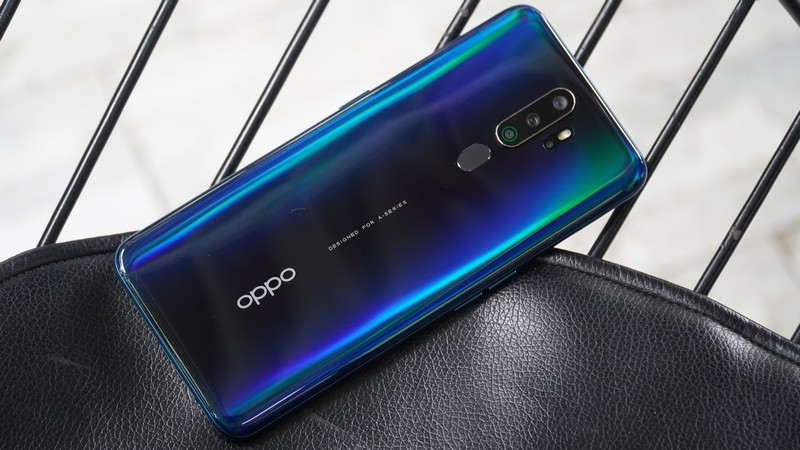 Điện thoại OPPO A5 (2020) | Camera sau