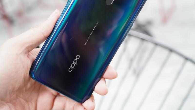 Điện thoại OPPO A5 (2020) | Thiết kế