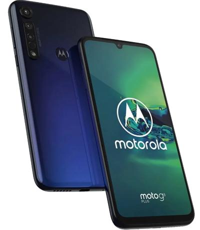 Điện thoại Motorola Moto G8 Plus