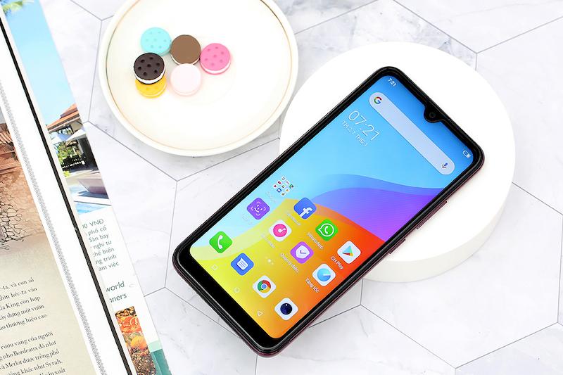 Điện thoại smartphone Itel S15 Pro | Hiển thị trên màn hình