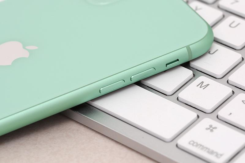 Điện thoại iPhone 11 128GB | Thiết kế thời trang