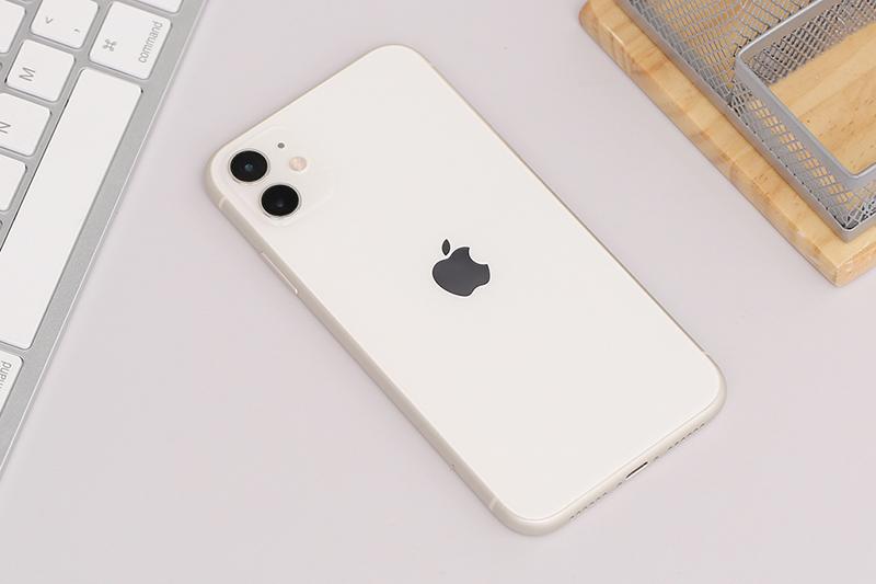 Điện thoại iPhone 11 256GB | Thiết kế hiện đại