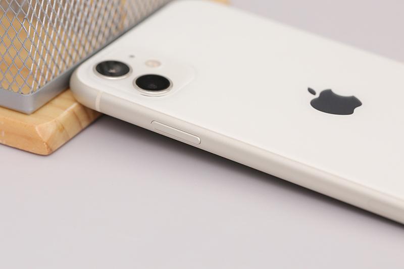 Điện thoại iPhone 11 256GB | Thiết kế camera kép thời thượng