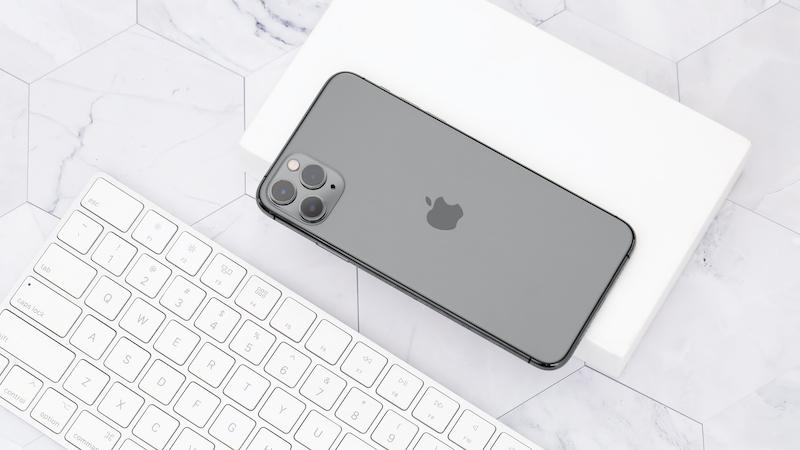 iPhone 11 Pro Max 256GB កាន់ថ្ម
