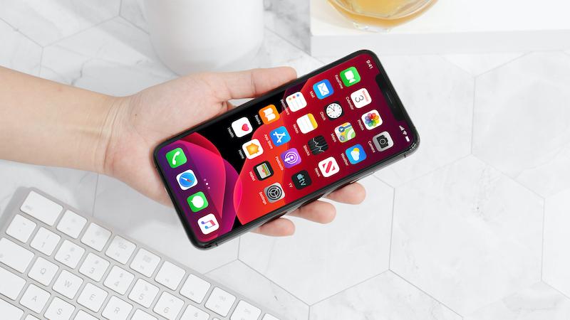 iPhone 11 Pro Max 256GB កាមេរ៉ា ៣