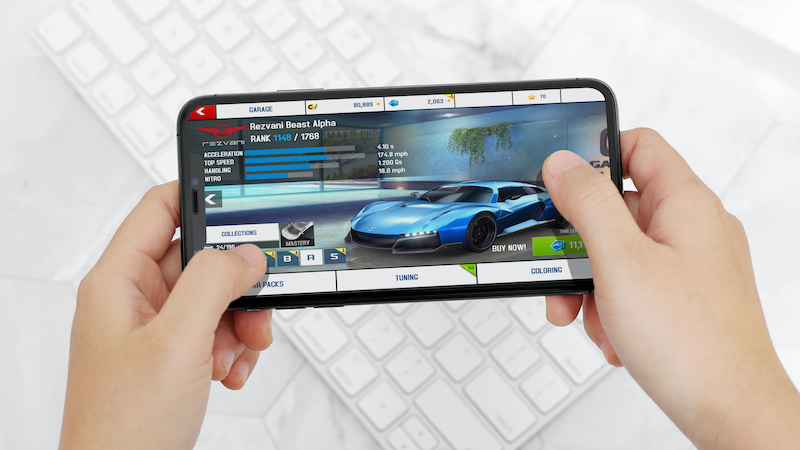 Điện thoại iPhone 11 Pro Max 256GB | Trải nghiệm chơi game