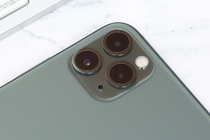 Điện thoại iPhone 11 Pro Max 256GB | Thiết kế camera sau