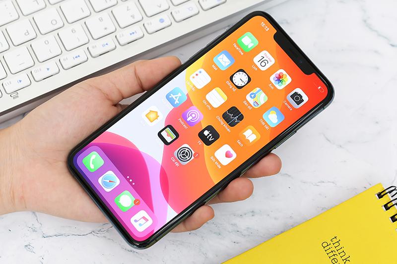 Điện thoại iPhone 11 Pro Max 512GB | Camera trước