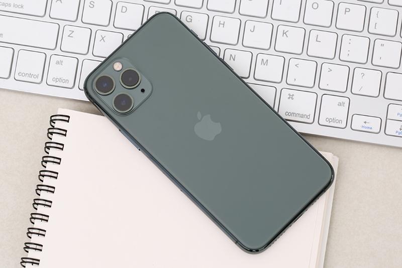 Điện thoại iPhone 11 Pro 256GB | Thiết kế bộ ba camera sau đẳng cấp