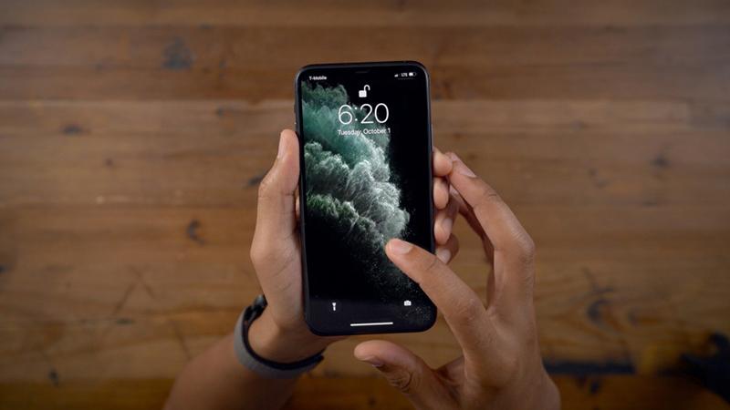 Điện thoại iPhone 11 Pro 256GB | Tốc độ nhận diện Face ID nhanh, chính xác