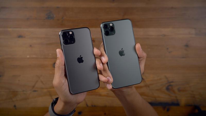 Điện thoại iPhone 11 Pro 256GB | Trải nghiệm cầm nắm
