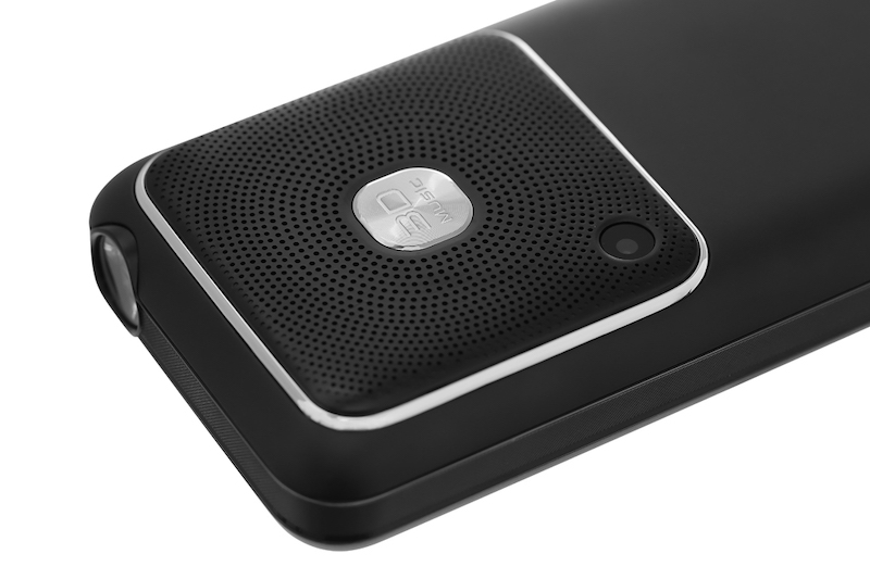 Điện thoại cơ bản Itel it5092   Cụm loa lớn mặt lưng