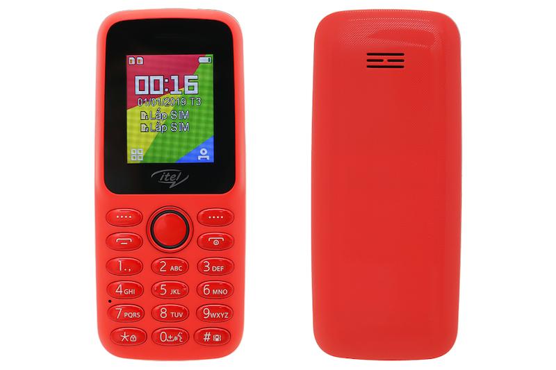 Điện thoại nghe gọi Itel Value 100 | Khả năng hiển thị màn hình