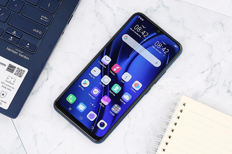 Điện thoại Vivo U10 | Giao diện màn hình chính